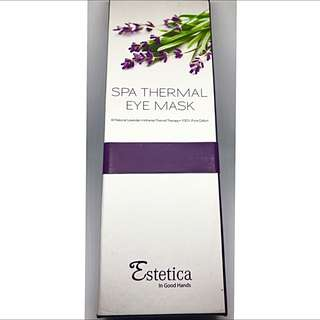 Spa Thermal Eye Mask by EST Lab