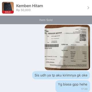 THANKYOU FOR TRUSTED @mcshop😍