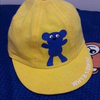1/2帽子