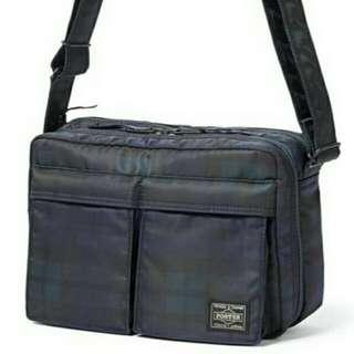 Authentic HeadPorter Highland Shoulder Bag (S)