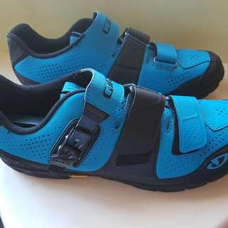 Giro Terraduro MTB Cycling Shoes (for flat pedal or clipless pedal)