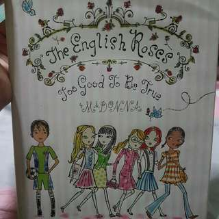 The English Roses (Too Good To Be True) Storybook
