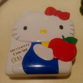 Hello Kitty紀念幣原價550