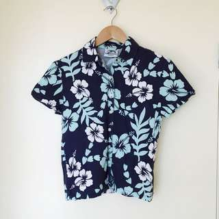 Billabong Vintage Button up