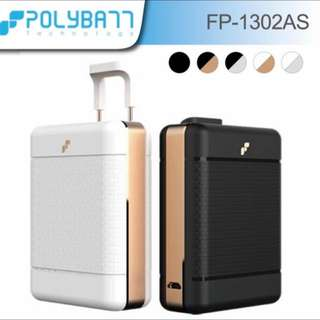 【POLYBATT】FP-1302AS 行李箱造型行動電源(8200mAh)