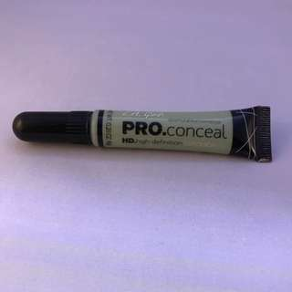 L.A Girl Pro. Conceal Green Corrector
