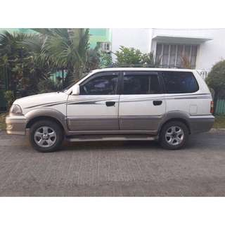 Toyota Revo Sports Runner (Price Negotiable)
