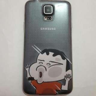 Samsung Galaxy S5 Softcase