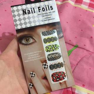 Nail Sticker Foils
