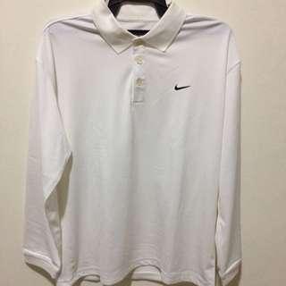 Long Sleeved Nike Golf Authentics