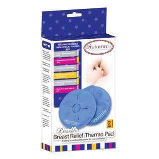 Autumnz Reusable Breast Relief Thermo Pads (2pcs)