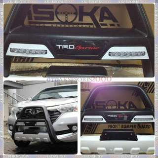 Tanduk / Bumper Depan Grand / All New / Great Avanza / Xenia / Veloz
