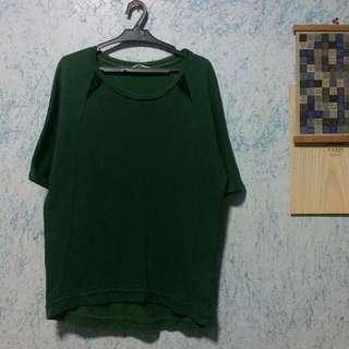 Human Green 3/4s
