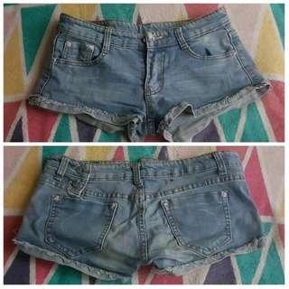 Super Short Shorts