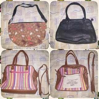 Preloved Bags.