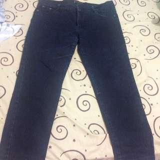 Log Jeans