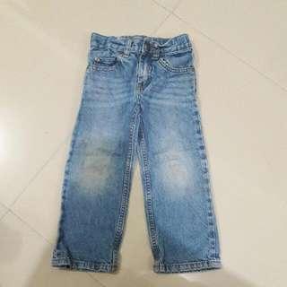 Preloved Carter's Pants (3T)
