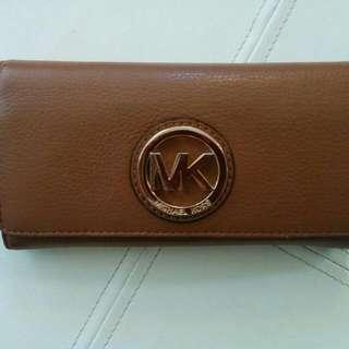 Michael Kors Fulton Carry All Wallet