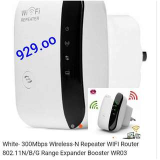wifi router repeater.
