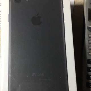 iPhone 7 Black 128g