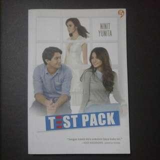 Test Pack - Ninit Yunita