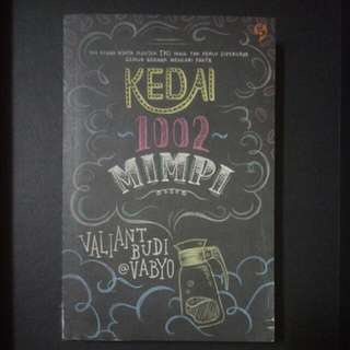 Kedai 1002 Mimpi - Vabyo (Valiant Budi)
