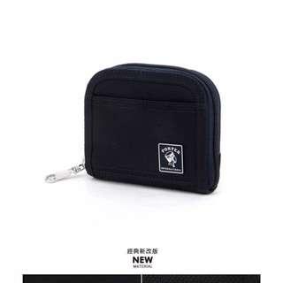 9.9成新porter時尚零錢包