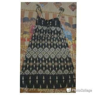 #Tisgratis Mini Dress Batik