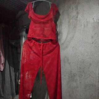 Dressw/pants Summer