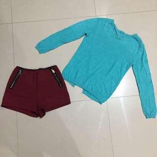 baju + celana