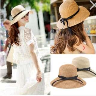Bohemian Beach Summer Hat