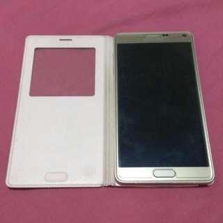 Samsung Note 4 Rose Gold