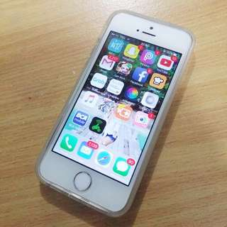 Iphone 5S 32gb Non Finger
