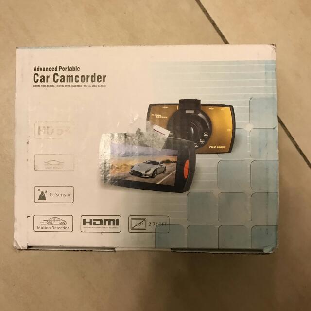高清行車紀錄器