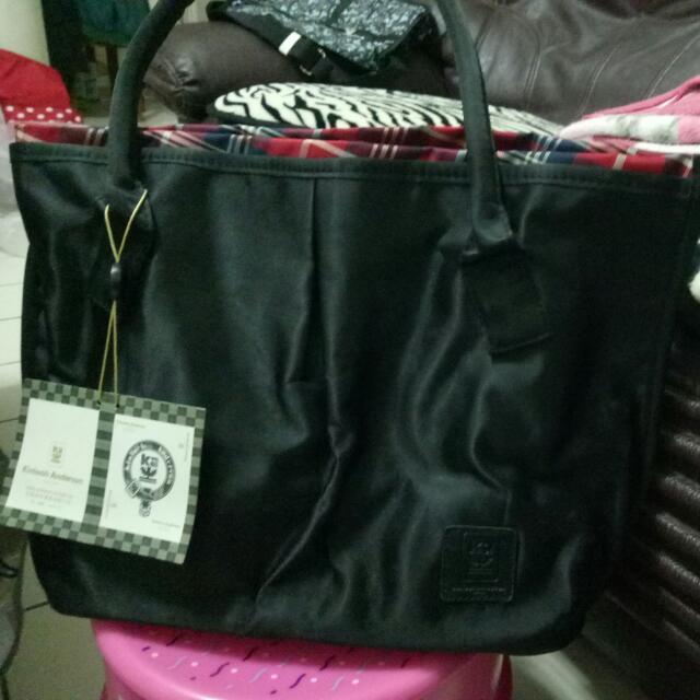 時尚尼龍手提包