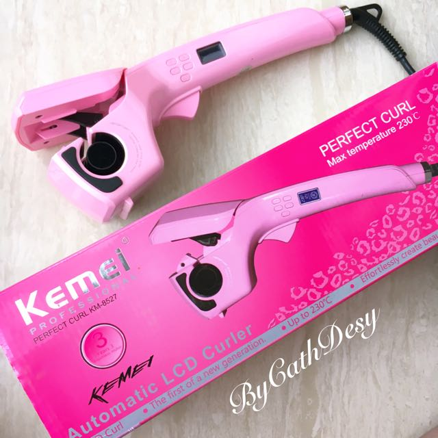 Auto Curl Babyliss By Kemei