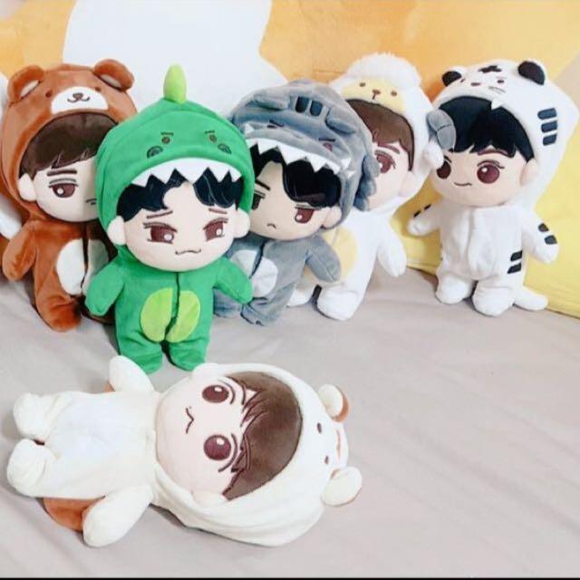 Baekhyun EXO Jomak_e_z Doll