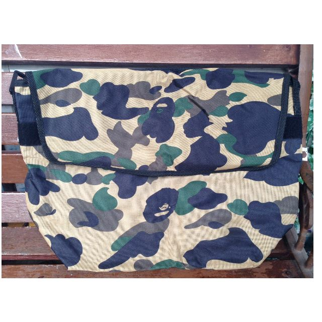 BAPE APE BAG CAMO 100% ORIGINAL