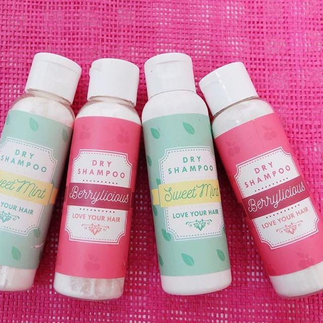 Blishful Dry Shampoo Berrylicuous