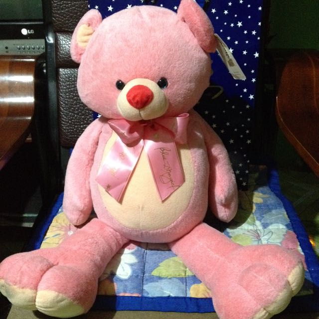 Blue Magic Stuffed Toy 6e3be1a3be