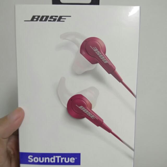 Bose SoundTrue Earphone