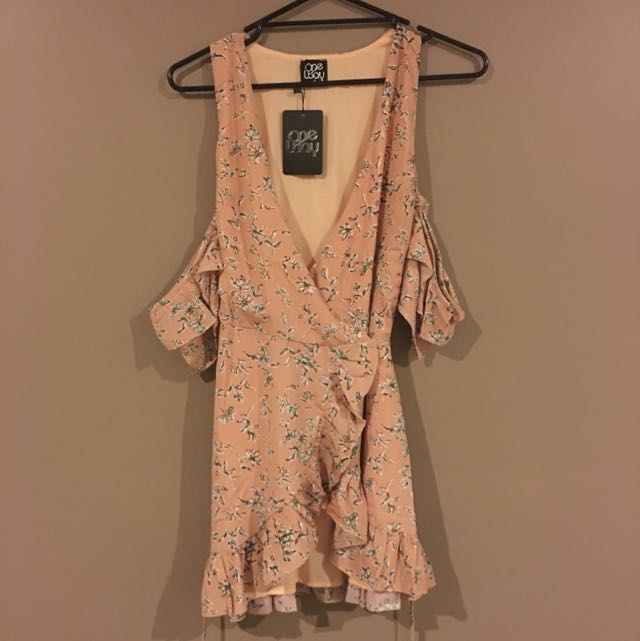 BRAND NEW WITH TAGS princess Prolly Wrap Dress