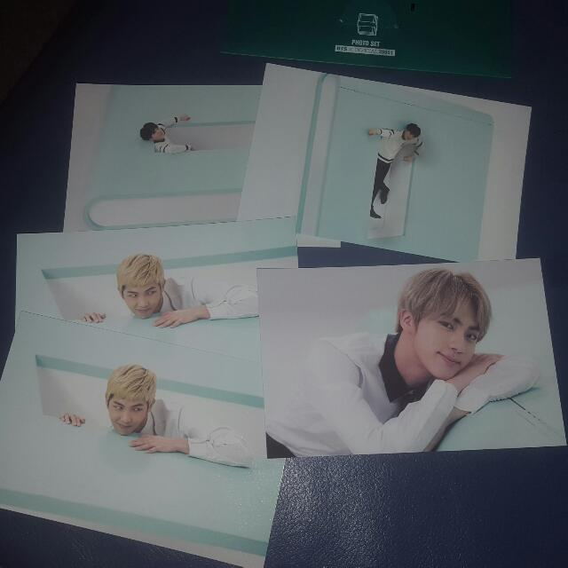 BTS - 3rd Muster Fanmeeting Photoset