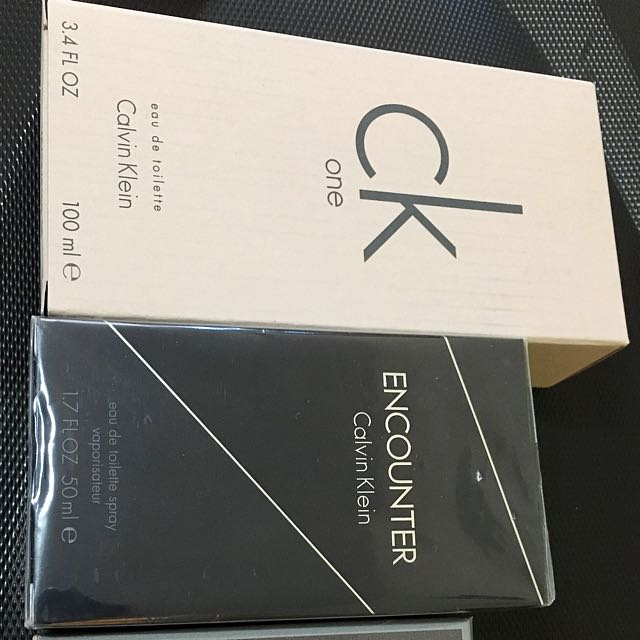 Calvin Klein Perfume/Cologne