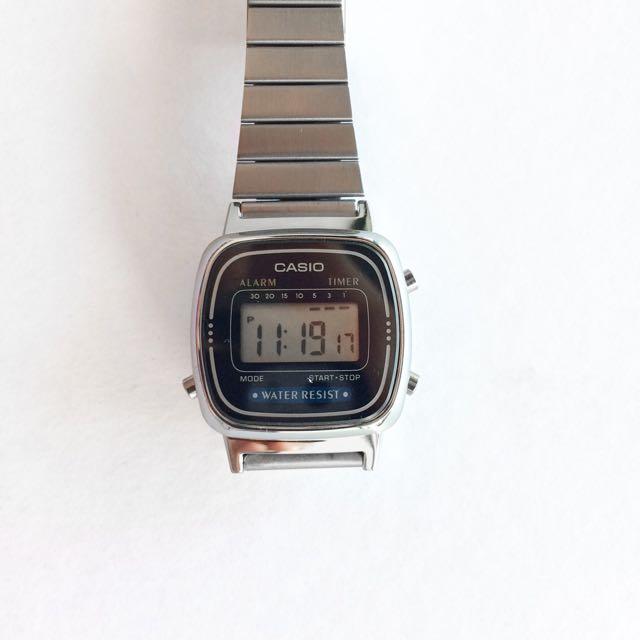 583c3054a54 Tag  How To Set Casio La670W Watch