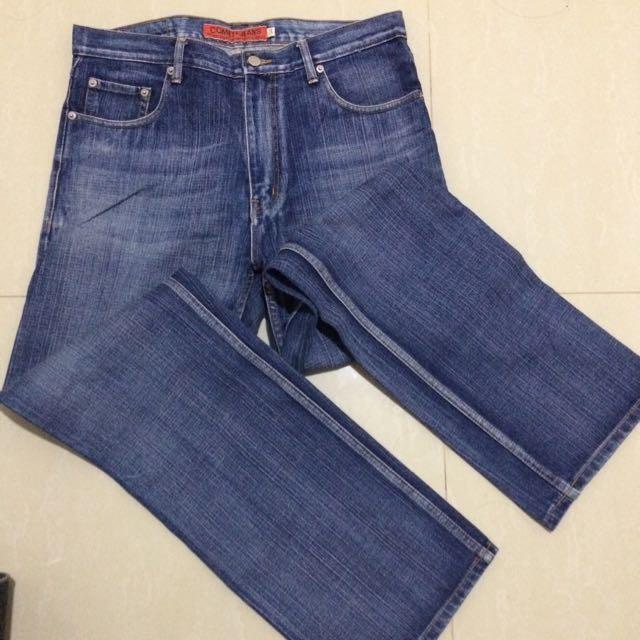 Celana Panjang Jeans Comet