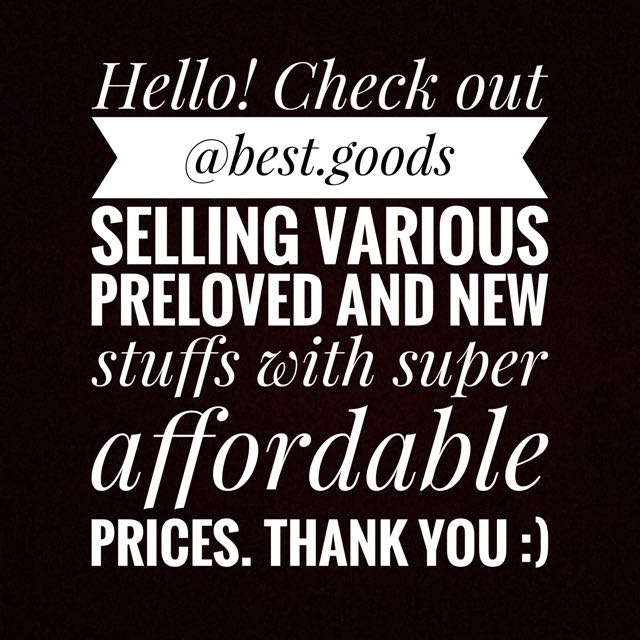 Check Out @best.goods