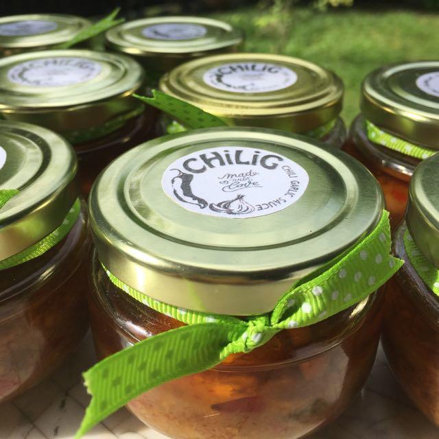 Chilig - Chili Garlic Sauce