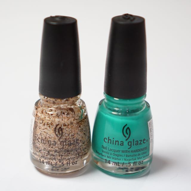 2 for 1! China Glaze Nail Polish Bundle