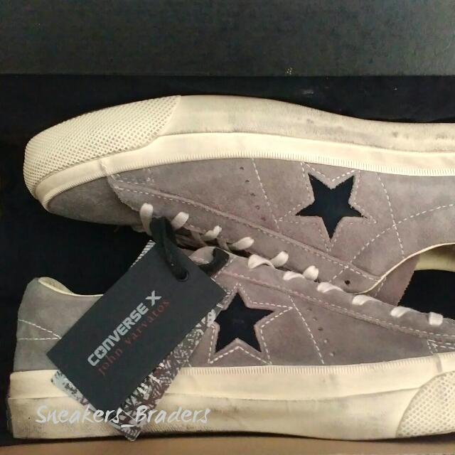 4add777761bf Converse One Star x John Varvatos